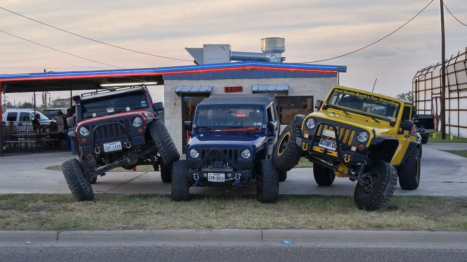 FIRST FRIDAY JEEP FAMILY HANG OUTS