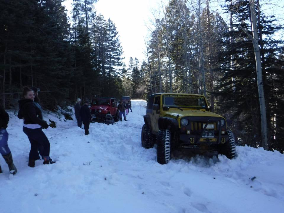 Annual V-Day Snow Run