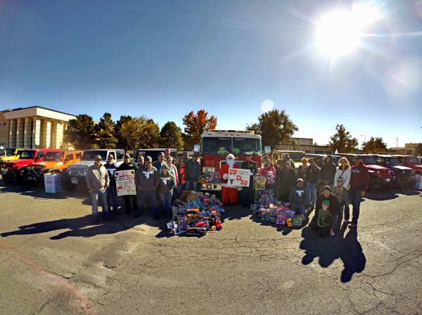 3rd Annual Toys for Tots Toy drive – Nov. 19